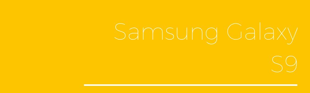 Επισκευή Galaxy S9